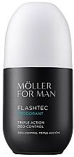 Düfte, Parfümerie und Kosmetik Deo Roll-on - Anne Moller Flashtec Triple Action Deo Control