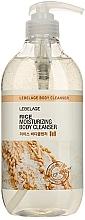 Düfte, Parfümerie und Kosmetik Feuchtigkeitsspendendes Duschgel mit Reis - Lebelag Rice Moisturizing Body Cleanser