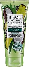 Düfte, Parfümerie und Kosmetik Körpercreme-Serum mit Ananas und Kokosöl - Bisou Tonus And Detox Body Serum-Cream