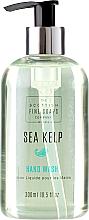 """Düfte, Parfümerie und Kosmetik Flüssige Handseife """"Schöllkraut"""" - Scottish Fine Soaps Sea Kelp Hand Wash"""