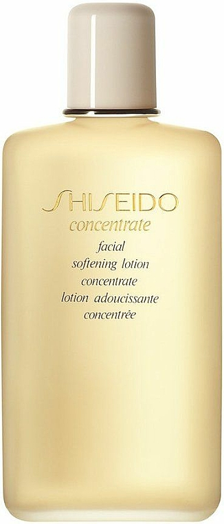 Aufweichende Gesichtslotion - Shiseido Concentrate Facial Softening Lotion Concentrate — Bild N1