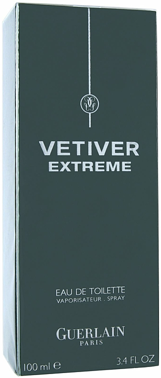 Guerlain Vetiver Extreme - Eau de Toilette  — Bild N1