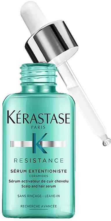 Serum für Haar und Kopfhaut mit Ceramiden ohne Ausspülen - Kerastase Resistance Serum Extentioniste