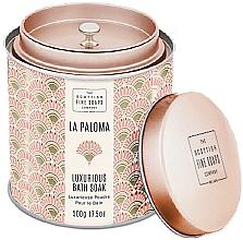 Düfte, Parfümerie und Kosmetik Scottish Fine Soaps La Paloma - Parfümierter luxuriöser Badepuder