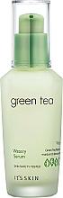 Düfte, Parfümerie und Kosmetik Feuchtigkeitsspendendes Gesichtsserum mit grünem Tee und Gurkenextrakt für fettige und Mischhaut - It's Skin Green Tea Watery Serum