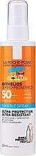 Düfte, Parfümerie und Kosmetik Kinder-Sonnenschutzspray für Gesicht und Körper SPF 50+ - La Roche-Posay Anthelios Dermo-pediatrics