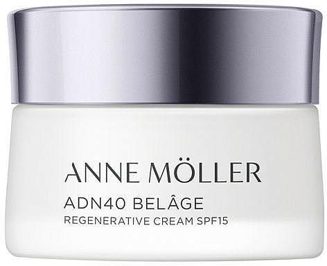 Regenerierende Anti-Aging Gesichtscreme SPF 15 - Anne Moller ADN40 Belage Regenerative Cream SPF15 — Bild N1