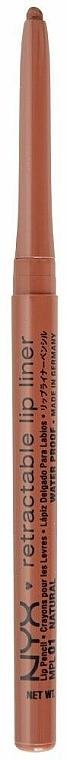 Automatischer Lippenkonturenstift - NYX Professional Makeup Retractable Lip Liner