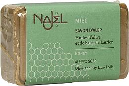 Düfte, Parfümerie und Kosmetik Aleppo-Seife mit Honig - Najel Soap