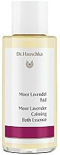 Düfte, Parfümerie und Kosmetik Beruhigende Bademilch mit ätherischem Lavendelöl und Moorextrakt - Dr. Hauschka Moor Lavendel Bad