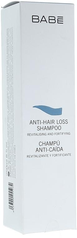 Keratin Shampoo gegen Haarausfall - Babe Laboratorios Anti-Hair Loss Shampoo