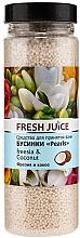 Badeperlen mit Freesie und Kokosnuss - Fresh Juice Bath Bijou Rearls Freesia and Coconut — Bild N1
