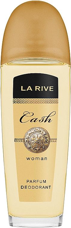 La Rive Cash Woman - Parfümiertes Körperspray