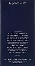 Hugo Boss Hugo Dark Blue - Eau de Toilette — Bild N2