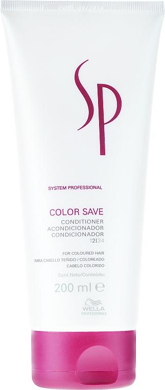 Haarspülung für coloriertes Haar - Wella SP Color Save Conditioner