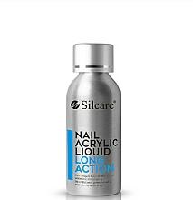 Düfte, Parfümerie und Kosmetik Acryl-Flüssigkeit zum Nageldesign - Silcare Nail Acrylic Liquid Comfort Long Action