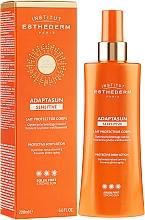 Düfte, Parfümerie und Kosmetik Körperlotion - Institut Esthederm Adaptasun Sensitive Skin Body Lotion Strong