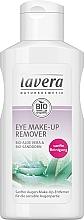 Düfte, Parfümerie und Kosmetik Sanfter Augen-Make-up Entferner mit Bio Aloe Vera und Sanddorn - Lavera Eye Make-Up Remover