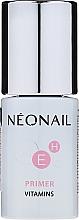 Düfte, Parfümerie und Kosmetik Nagelprimer mit Vitaminen - NeoNail Professional Primer Vitamins