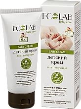Düfte, Parfümerie und Kosmetik Windelcreme für Babys 0+ Jahre - ECO Laboratorie Baby Cream