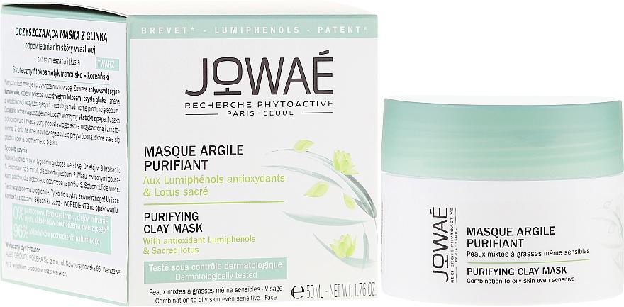 Gesichtsreinigungsmaske - Jowae Masque Argile Purifiant Purifying Clay Mask