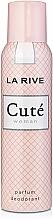 Düfte, Parfümerie und Kosmetik La Rive Cute Woman - Deospray