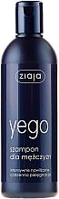 Düfte, Parfümerie und Kosmetik Tiefenreinigendes erfrischendes und feuchtigkeitsspendendes Shampoo für Männer mit Aloe Vera- und Hamamelisextrakt - Ziaja Shampoo for Men