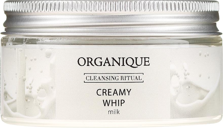 Körperwaschschaum Milk - Organique HomeSpa