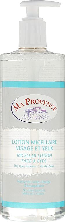 Mizellenwasser für Gesicht und Augen - Ma Provence