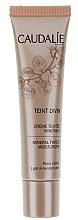 Düfte, Parfümerie und Kosmetik Feuchtigkeitsspendende Tönungscreme für helle Haut mit Mineralien - Caudalie Teint Divin Mineral Tinted Moisturizer