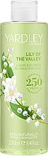 Düfte, Parfümerie und Kosmetik Parfümiertes luxuriöses Duschgel mit Maiglöckchenduft - Yardley Lily Of The Valley Body Wash