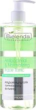 Düfte, Parfümerie und Kosmetik Antibakterielles und normalisierendes Gesichtstonikum - Bielenda Professional Face Program Antibacterial & Normalizing Face Tonic