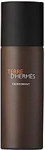 Düfte, Parfümerie und Kosmetik Hermes Terre d'Hermes - Deospray