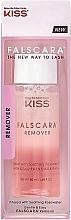 Entferner für Wimpernverlängerung mit Rosenwasser - Kiss Falscara Eyelash Remover — Bild N1