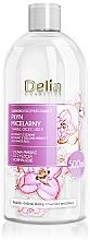 Düfte, Parfümerie und Kosmetik Tiefenreinigendes Mizellenwasser - Delia Deeply-Purifying Micellar Water