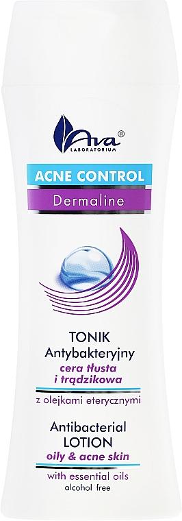 Antibakterielle Gesichtslotion für fettige Haut gegen Akne - Ava Laboratorium Acne Control Antibacterial Lotion
