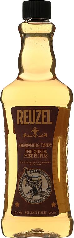 Anregendes Tonic zur Kräftigung von feinem, reiferem Haar - Reuzel Gruming Tonic — Bild N4