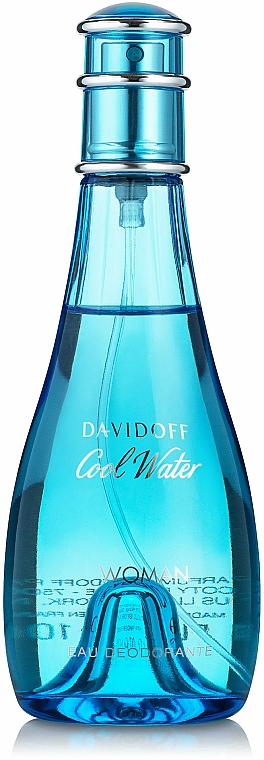 Davidoff Cool Water woman - Parfümiertes Körperspray