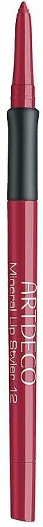 Langanhaltender und mineralhaltiger Lippenkonturenstift - Artdeco Mineral Lip Styler