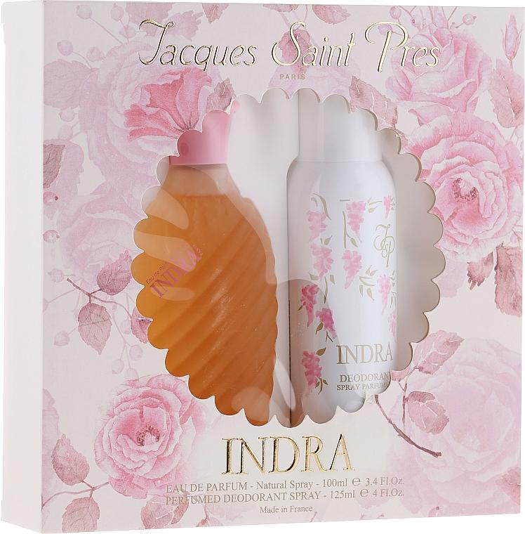Urlic De Varens Indra - Duftset (Eau de Parfum 100ml + Deospray 125ml)