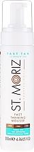 Düfte, Parfümerie und Kosmetik Selbstbräuner-Mousse mit Schatten-Kontrolle - St.Moriz Fast Tan Mousse