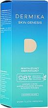 Revitalisierende und mattierende Gesichtscreme für fettige und Mischhaut - Dermika Skin Genesis — Bild N2