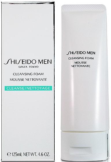 Gesichtsreinigungsschaum - Shiseido Men Cleansing Foam