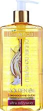 Düfte, Parfümerie und Kosmetik Pflegendes Bade- und Duschöl - Bielenda Golden Oils