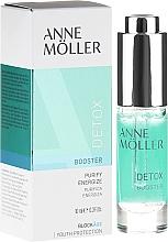 Düfte, Parfümerie und Kosmetik Gesichtsbooster mit Detox-Effekt - Anne Moller Blockage Detox Booster