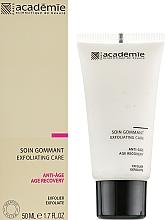 Düfte, Parfümerie und Kosmetik Gesichtspeeling-Creme - Academie Age Recovery Exfoliating Care