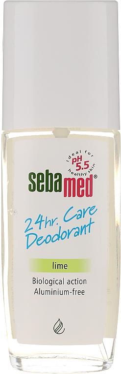 Deospray - Sebamed Lime 24H Classic Deodorant Spray