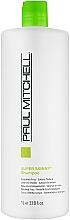 Düfte, Parfümerie und Kosmetik Glättendes Shampoo - Paul Mitchell Smoothing Super Skinny Shampoo