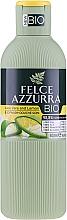 Düfte, Parfümerie und Kosmetik Duschgel Aloe Vera und Zitrone - Felce Azzurra BIO Aloe & Lemon Shower Gel