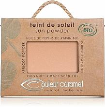 Düfte, Parfümerie und Kosmetik Sonnenpuder mit Traubenkernöl - Couleur Caramel Sun Powder